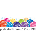 水球 矢量 廟會 23527199