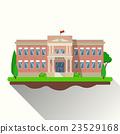 modern school building, 23529168