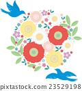 插圖 花朵 花 23529198