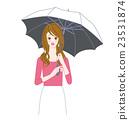 我被雨傘困擾了 23531874