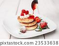 팬케이크, 핫케이크, 식품 23533638