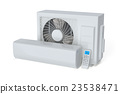 Air conditioner system isolated 23538471