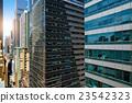 View of skyscrapers in Manhattan, New York City 23542323