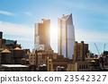 View of skyscrapers in Manhattan, New York City 23542327