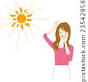 紫外線和女性 23542958