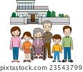 在家裡照顧家人 23543799