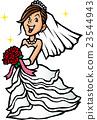 wedding, dress, marriage 23544943