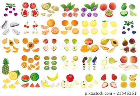 水果 食品 原料 23546261