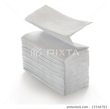 Paper napkins and towels 23546763