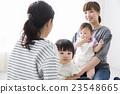 엄마와 아기 23548665