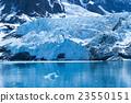 사우스 조지아 섬의 빙하 23550151