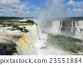 브라질 측에서 이과수 폭포 23551884