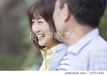 일본인 중년 여성 23552463