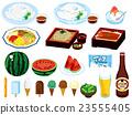 矢量 食品 食物 23555405