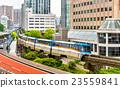 monorail, tokyo, railway 23559841