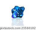 水晶 石英 倒影 23560102