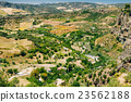 Summer Andalusian Lanscape Near Ronda, Province Of 23562188