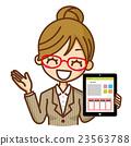平板 便箋簿 平板電腦 23563788
