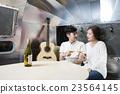 葡萄酒 紅酒 夫婦 23564145