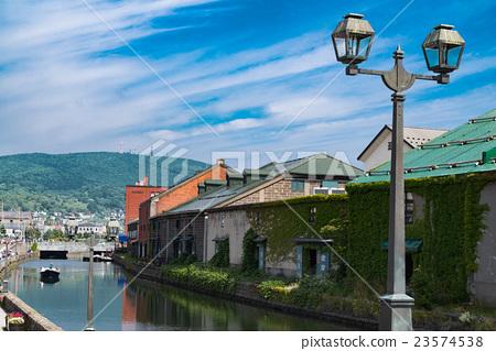 Scenery of Otaru Canal 23574538