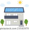 光伏 太阳能 太阳能板 23583970