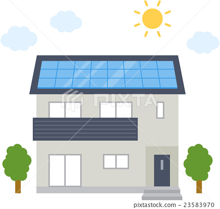 photovoltaic, solar power, solar panel 23583970