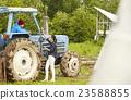 智能農業形象 23588855