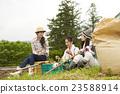 農業女孩畫像 23588914