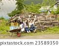 農業女孩工作風景 23589350