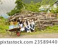 農業女孩工作風景 23589440