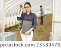 肖像 農事 農作 23589470