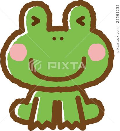 青蛙 家畜 生物 23591253