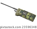Military radio portable device 23596348