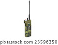 Military radio army equipment 23596350