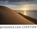 Tottori Sand Dunes 23597394