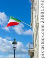 討人喜歡的意大利國旗 23601243