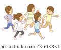 矢量 小孩 兒童 23603851