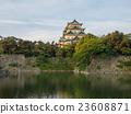 名古屋城堡 護城河 固若金湯的城堡 23608871