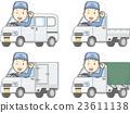 矢量 搬運 貨運 23611138