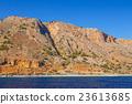 south coast of Crete near Agia Roumeli, Greece 23613685