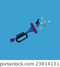 flat vector icon design collection musical 23614131