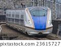 hokuriku shinkansen, train, trains 23615727