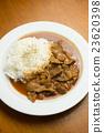 Hayashi rice 23620398