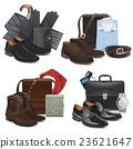 가방, 벡터, 지갑 23621647
