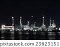 refinery at night in Bangkok ,Thailand 23623151