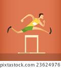 運動員 向量 向量圖 23624976