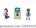 atm, automated teller machine, women 23628329