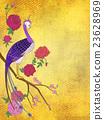 日式風格 鳥 鳥兒 23628969