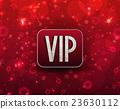 Vector text VIP 23630112