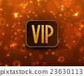 Vector text VIP 23630113